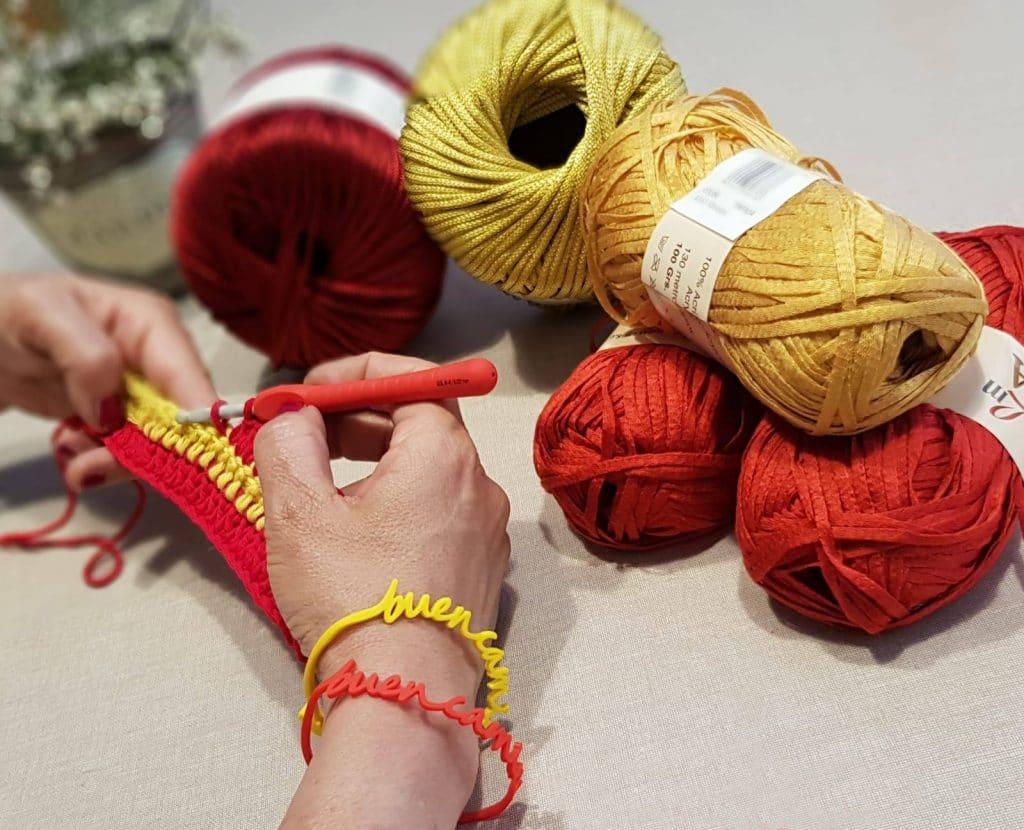 Hilando la marca España con las pulseras Toroida